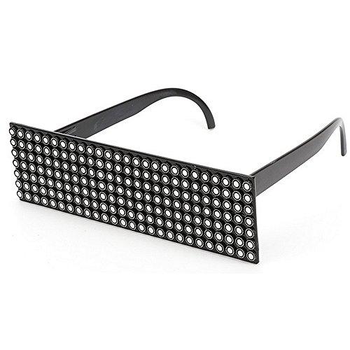 Piece Gafas Shape Protección UV Party Punk Cool Sol Style One Super de Ultra Sunglasses Personalidad Ligero Gimitunus Oversized para Hombre Square ZTBZqg