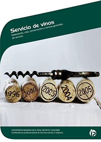 Descargar Libro Servicio De Vinos José Ángel De La Riva García