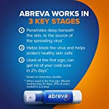 Abreva Docosanol Cold Sore Treatment 10% Cream