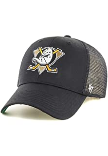Gorra trucker verde de San Jose Sharks NHL MVP Branson de 47 Brand ... ac3a11ad332