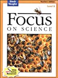 Focus on Science, Steck-Vaughn Staff, 0739891510