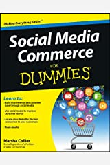 Social Media Commerce For Dummies Kindle Edition