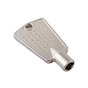 Ketofa PS1991481 Freezer Door Key Fit for Frigidaire Kenmore GE Whirlpool Amana Replace AP4301346 AP4071414 PS2061565 AP2113733 Replace for 216702900