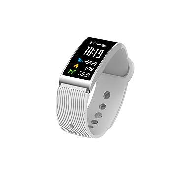 Johnson & Johnson Pulsera inteligente de color reloj inteligente contador de pasos dinámico ritmo cardíaco presión