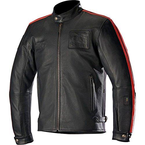 Alpinestars Charlie T Air Men's Street Jackets - Black / X-Large