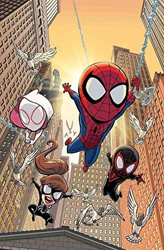 SUPER HERO ADVENTURES: SPIDER-MAN ACROSS THE SPIDER VERSE #1