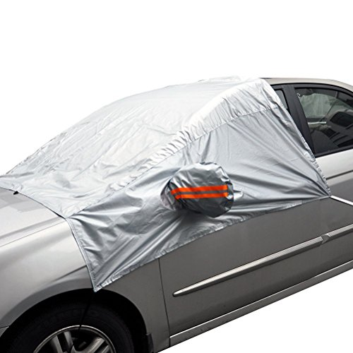 carsun winter premium windshield snow cover for cars vans and suvs all vehicles covers. Black Bedroom Furniture Sets. Home Design Ideas