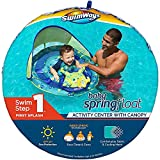 SwimWays Inflatable Baby Spring Octopus Pool Float