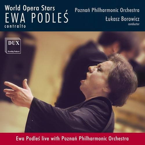 Ewa Podle Live with Poznan Philharmonic Orchestra by DUX