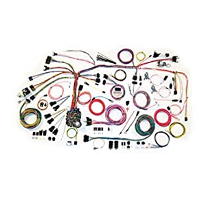 51NczSPzvoL._SY300_ amazon com american autowire 500686 wire harness system for 69 aaw wiring harness at aneh.co