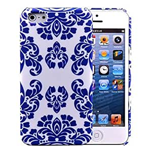 JOE Chinese Antique Style Chinaware Pattern Case for iPhone 5/5S