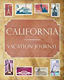 Search : California Vacation Journal: Blank Lined California Travel Journal/Notebook/Diary Gift Idea for People Who Love to Travel