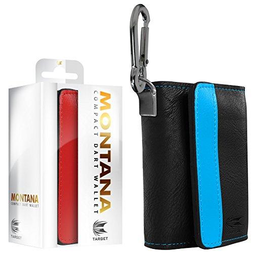 Target Montana Blau Wrap Dart Wallet/Dart Case