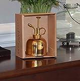 Haws V200 10-Ounce Plant Mister, Brass