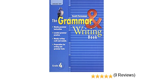 Amazon reading 2007 the grammar and writing book grade 4 amazon reading 2007 the grammar and writing book grade 4 9780328146383 scott foresman books fandeluxe Images