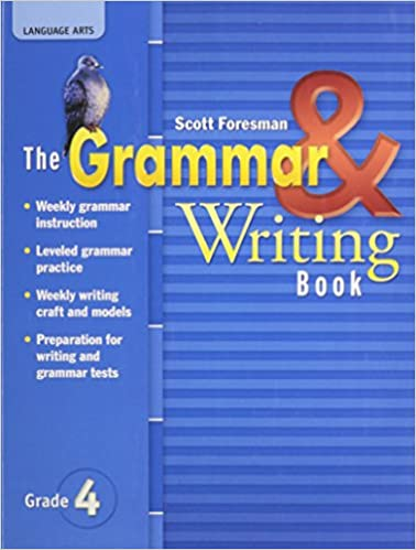 Amazon reading 2007 the grammar and writing book grade 4 reading 2007 the grammar and writing book grade 4 student edition by scott foresman fandeluxe Images