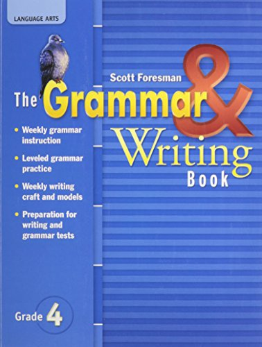 READING 2007 THE GRAMMAR AND WRITING BOOK GRADE 4