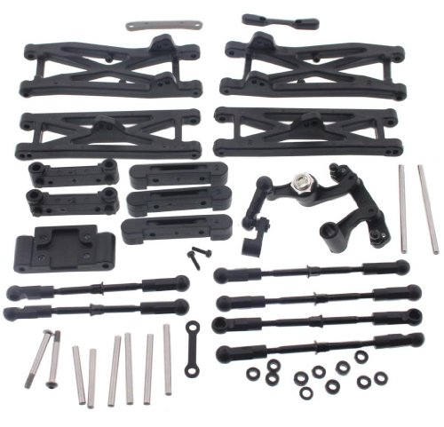 HPI 1/10 Blitz ARMS TIE RODS TURNBUCKLES HINGE PINS MOUNTS SERVO SAVER LINKAGE by HPI