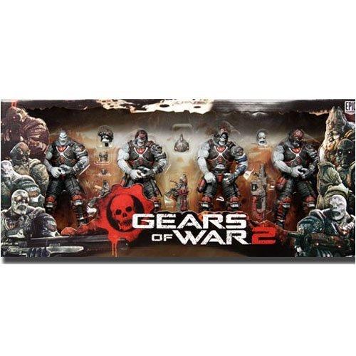 Gears of War 2 Locust Hive Box Set - Neca by NECA (Gears Of War 2 Locust Hive Box Set)