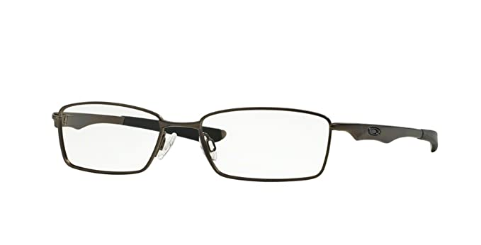 Amazon.com: Oakley Wingspan Men\'s Active Prescription Optical Frame ...