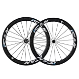 Best Carbon Wheels - ICAN 50mm 700C Carbon Wheels Road Bike Clincher Review