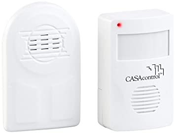 CASAcontrol Detector de Movimiento: Detector de Paso inalámbrico ...