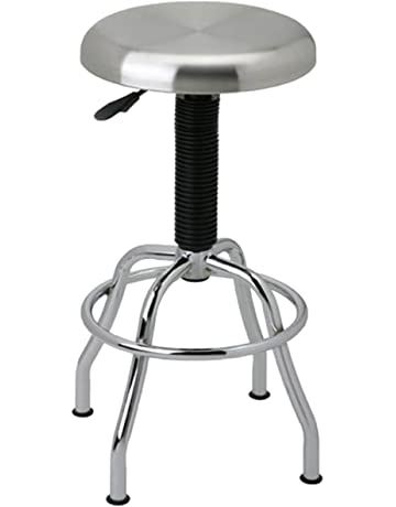 stepstools amazon Active Seating Stool seville classics stainless steel top work stool