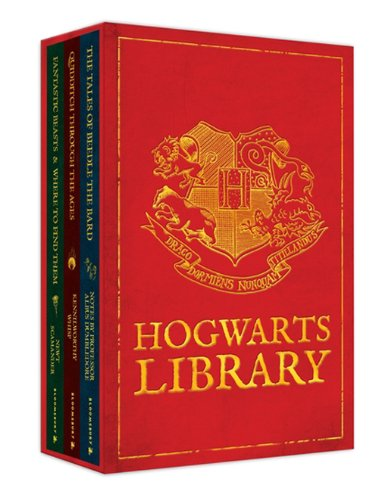 Harry Potter – The Hogwarts Library Boxed Set [Hardcover] – HPB