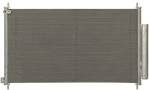 A//C Condenser For 2008-2016 Kenworth Peterbilt W900 W900L 320 Fast Free Shipping