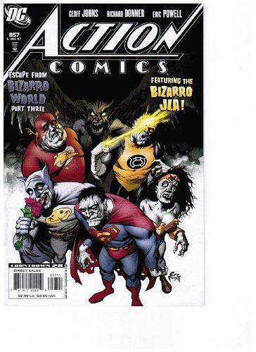 857 Series (Action Comics 857 (1st series, 1938))