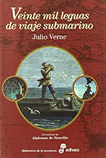 Veinte mil leguas de viaje submarino par Verne