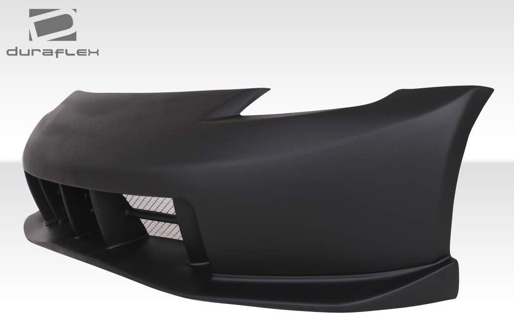 1 Piece Body Kit Compatible With 350Z 2003-2008 Brightt Duraflex ED-PRC-863 AM-S GT Front Bumper Cover