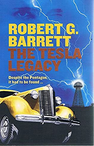 book cover of The Tesla Legacy