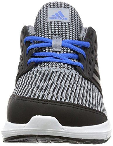 adidas Galaxy 3.1 M, Scarpe da Ginnastica Uomo, Grigio (Gris/Negbas/Azul), 44 EU