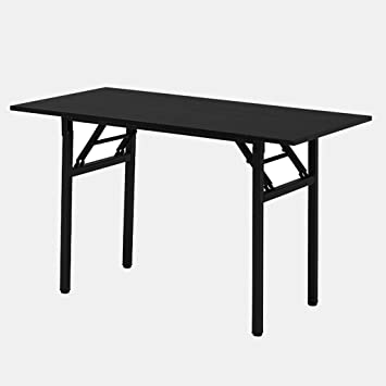 Tangmengyun Table De Reunion Pliante Simple Moderne Moderne De