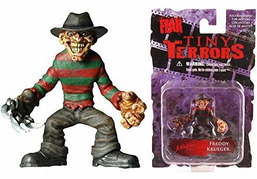 Cinema of Fear Tiny Terror Freddy Krueger (Nightmare On Elm Street)