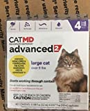 Cat MD Maximum Defense Advanced 2 for Large Cats over 9 lbs