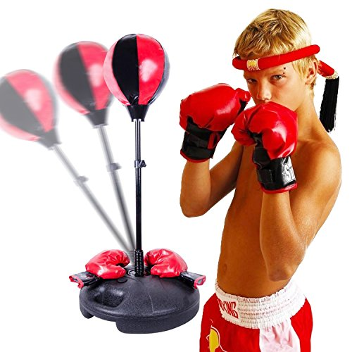Boxing Bag On Pull Up Bar - 7