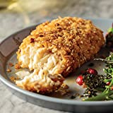 Omaha Steaks 4 (5 oz.) Ancient Grain Haddock Fillets