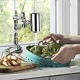 LELEKEY Tap Water Filter System, Premium 304