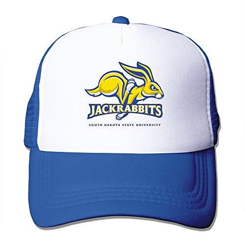 RoyalBlue HGLENice South Dakota State University Unisex Adjustable Baseball Mesh Cap One Size (Buddy Holly Merchandise compare prices)