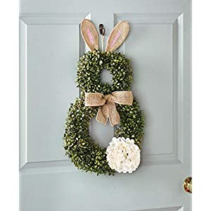 The Lakeside Collection Cottontail Bunny Wreath 52