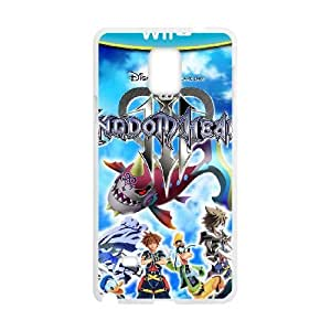 Samsung Galaxy S4 Phone Cases White Kingdom Hearts DFJ548852