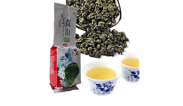Leche de promoción Oolong Tea 125g (0.28LB) Té verde de alta ...