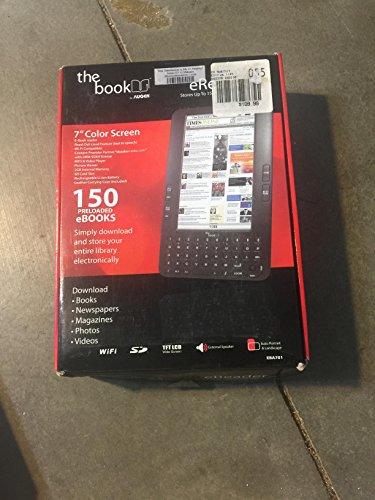 AUGEN EBA701 2GB 7-inch eBook Reader/MP3 Digital Music/Vi...