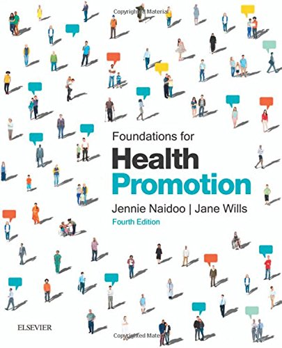 Foundations for Health Promotion (Public Health and Health Promotion)