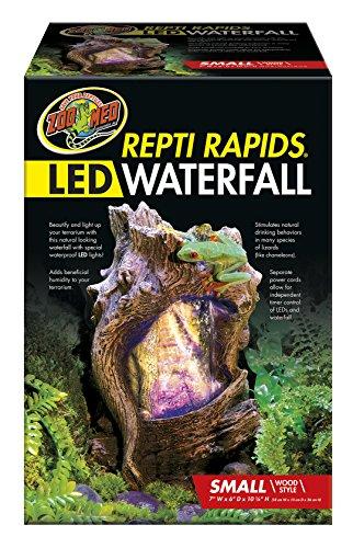 Terrarium Reptile Waterfall (Repti Rapids Led Waterfall)