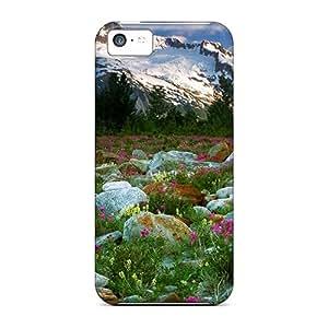 Superface Iphone 5c Hard Case With Fashion Design/ XkgXG597DUcqw Phone Case