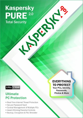 Kaspersky Lab Pure 2.0 - 3 Users