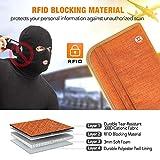 Vemingo Family Passport Holder RFID-Blocking Travel